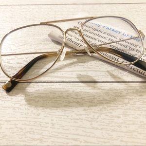 Warby Parker-Raider gold